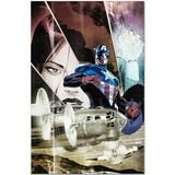 Captain America: Forever Allies #3 by Marvel Comics