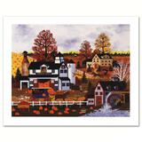 Textures of Autumn by Wooster Scott, Jane