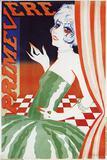Rene Magritte - Primevere