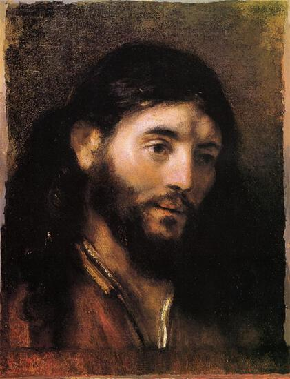 Unknown - Head of Christ
