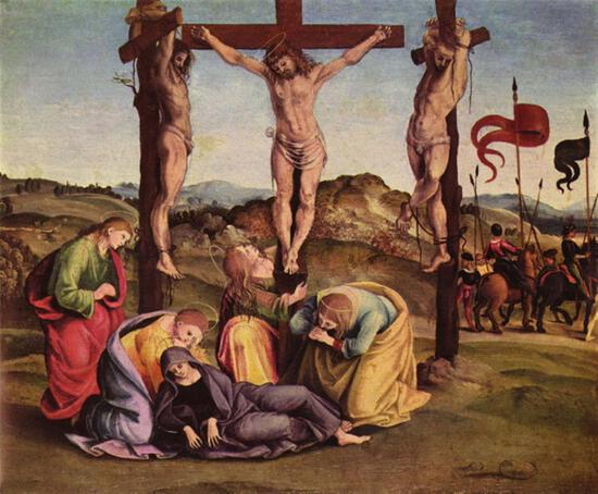 Luca Signorelli - Crucifixion