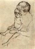 Mary Cassatt - Mother And Child