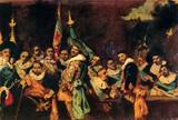 Mary Cassatt - Musical Society