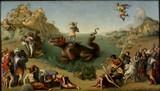 Piero di Cosimo - Andromeda Freed by Perseus