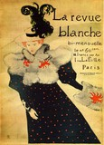 Toulouse-Lautrec - La Reveu Blanche