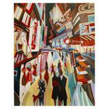 Broadway Lights by Rozenbaum, Natalie