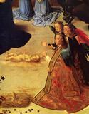 Hugo van der Goes - Mourning over Christ