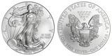 2008 American Silver Eagle .999 Fine Silver Dollar Coin