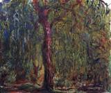 Claude Monet - Weeping Willow