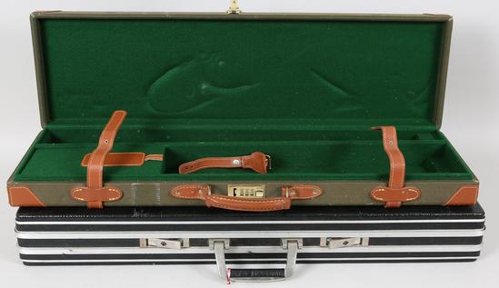 2 long gun cases