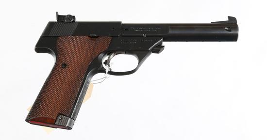 High Standard Supermatic Pistol .22lr