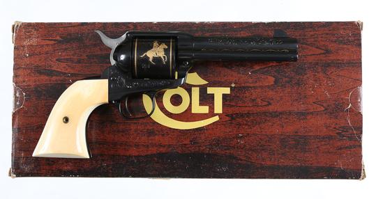 Colt SAA Revolver .45 colt