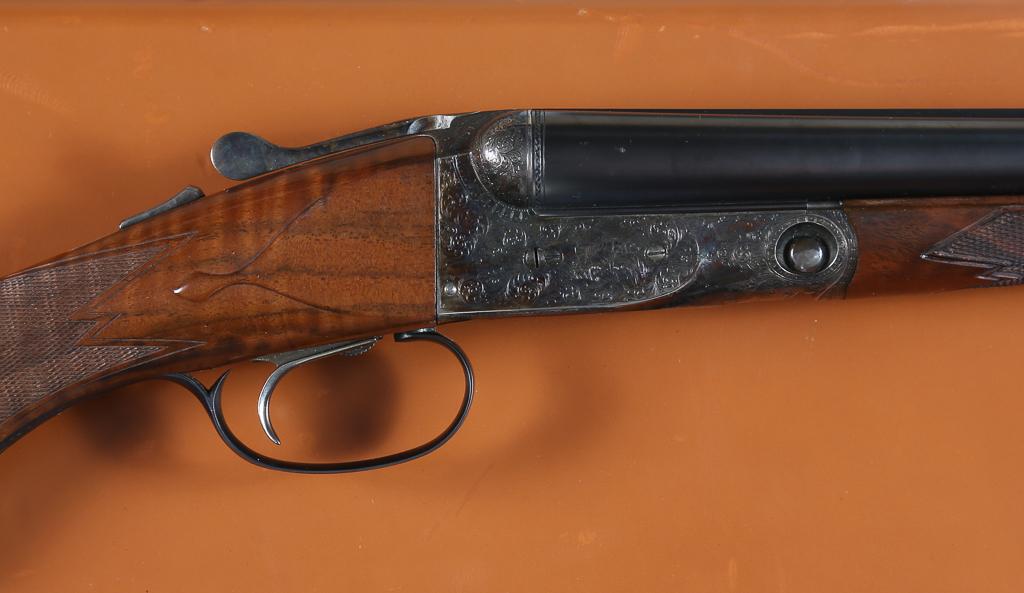 Parker by Winchester DHE SxS Shotgun 20ga