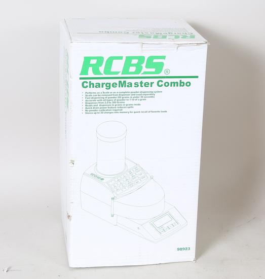 RCBS Charge Master Combo
