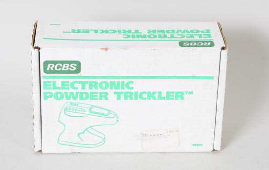 RCBS powder trickler