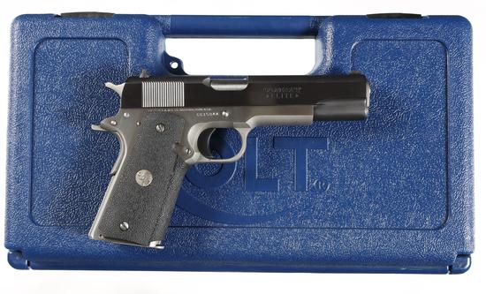 Colt MK IV Combat Elite Pistol .45 ACP