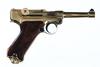 DWM Luger Pistol 9mm
