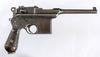 Astra 900 Pistol 7.63 mm Mauser