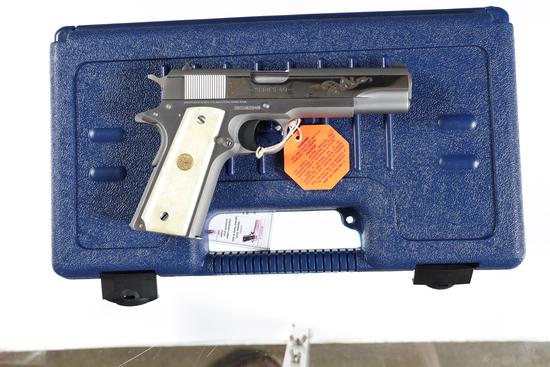 Colt 1911A1 Pistol .38 Super