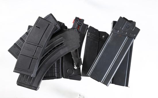 9 rifle magazines