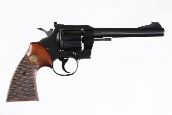 Colt Officers Model Match Revolver .22 lr