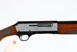 Franchi Brescia Semi Shotgun 20ga