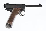Japanese Nambu Type 14 Pistol 8mm nambu