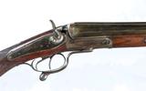 Belgium Cape Gun SxS Shotgun 12ga/11mm