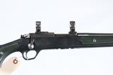 Ruger 77 22 Bolt Rifle .22 lr