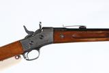 Remington  Rolling Block 8mm danish