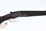 H.Burgsmuller  Cape Gun 16ga/9mm