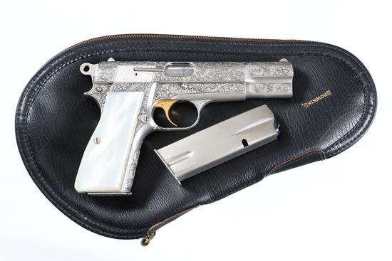 Browning Renaissance Pistol 9mm