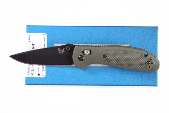 Benchmade Mini-Griptilian folding knife