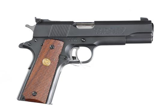 Colt Gold Cup NM Pistol .45 ACP