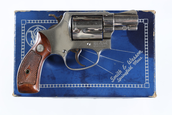 Smith & Wesson 36 Revolver .38 s&w