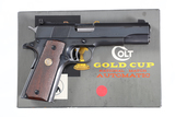 Colt National Match Pistol .38 spl