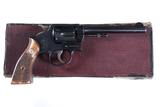 Smith & Wesson Military and Police Revolver .38 spl