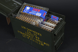 Lot of 11 bxs 9mm ammo
