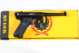Ruger MK II Target Pistol .22 lr