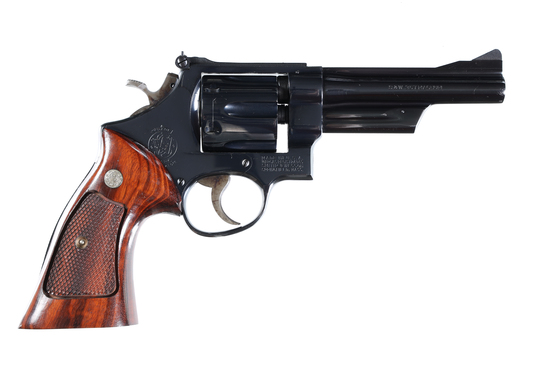 Smith & Wesson 27-2 Revolver .357 mag