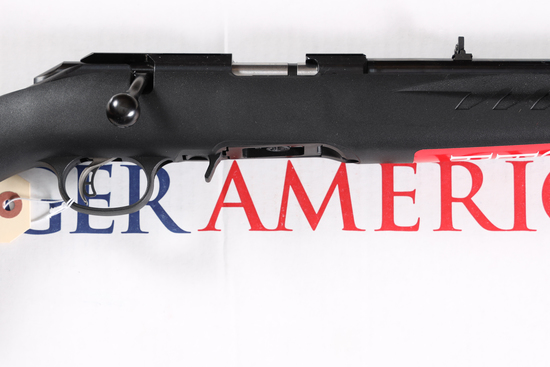 Ruger American Bolt Rifle .22 mag
