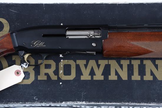 Browning Gold Hunter Semi Shotgun 12ga