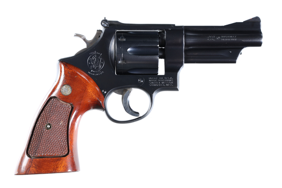 Smith & Wesson 28-2 Revolver .357 mag