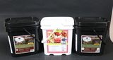 Lot of 3 containers MRE supplies