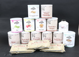 Lot of 15 containers MRE supplies