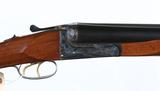 Eibar Spanish SxS Shotgun 10ga