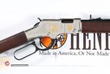 Henry H004MAS Golden Boy Lever Rifle .22 sllr