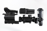 Lot of 4 sights