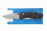 Benchmade Mini-Barrage Knife