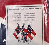 5x8 Confederate Battle Flag